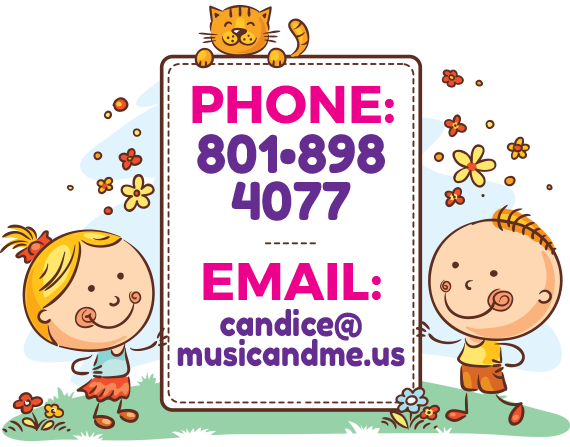 Please call 801-898-4077 or email Candice at candice at music and me dot .u.s.